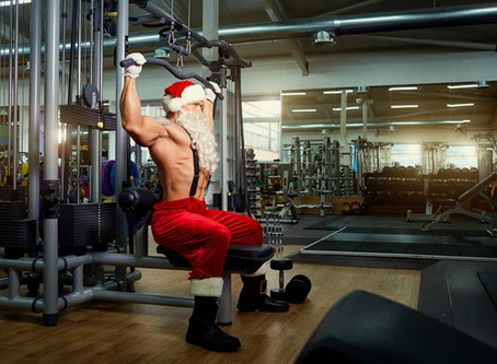 Practical Tips For How To Stay Fit Over Christmas