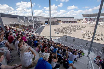San Antonio   Lackland AFB   BMT Graduation   Military Apartment Locator