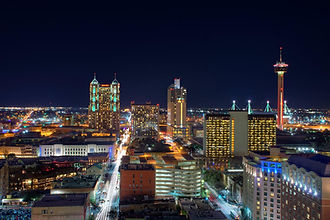 San Antonio Skyline | Apartment Locator | Apartment Finder