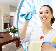 About Friendly Cleaning Staff