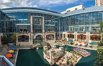 Shops at Rivercenter | San Antonio River Walk | Apartment Locator