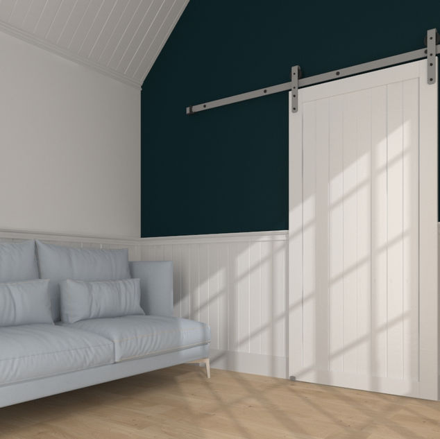 Barn Sliding Door Gear