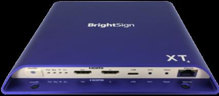 BrightSign XT Model
