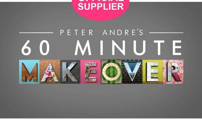 Buller Interiors featured on 60 Minute Makeover with Peter Andre