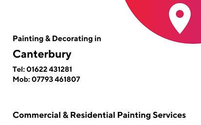 Decorating Contractor Canterbury