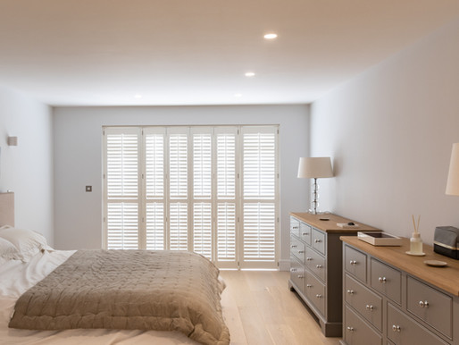 Advantages of Bedroom Shutters for Windows