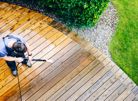 Hampshire, West Sussex and Surrey Pressure Washing Services.