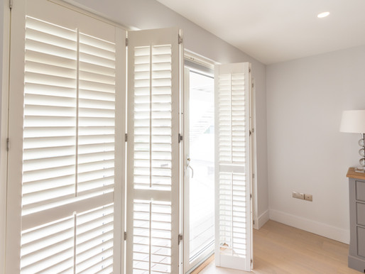 Are Plantation Shutters Suitable for French and Patio Doors?
