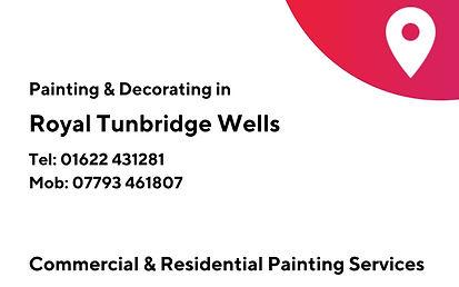 Residential Painting, Royal Tunbridge Wells