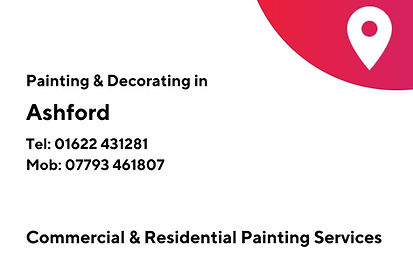 Residential Painting And Decorating in Ashford