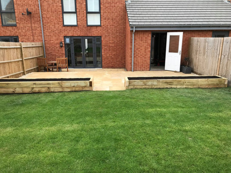 Reasons to hire a professional landscaping company for a Patio Extension job