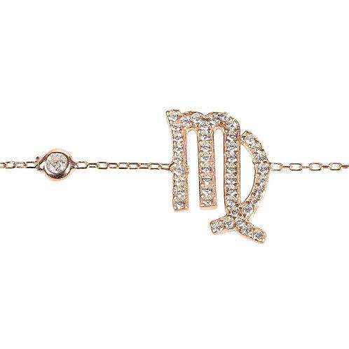Zodiac Horoscope Star Sign Bracelet Virgo