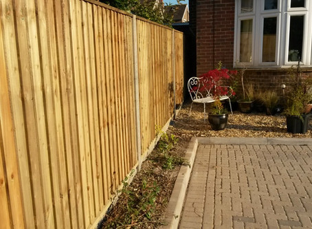 What you need to know about Garden Fence Types