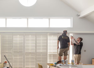 Why involve a professional Plantation Shutter Installer when getting Shutters?