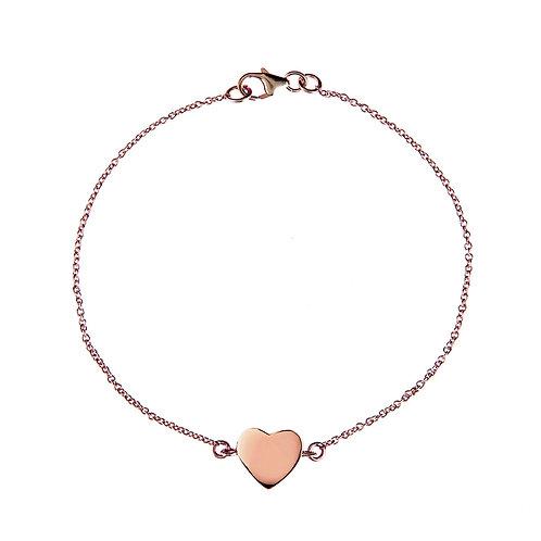 Cosmic Heart Bracelet