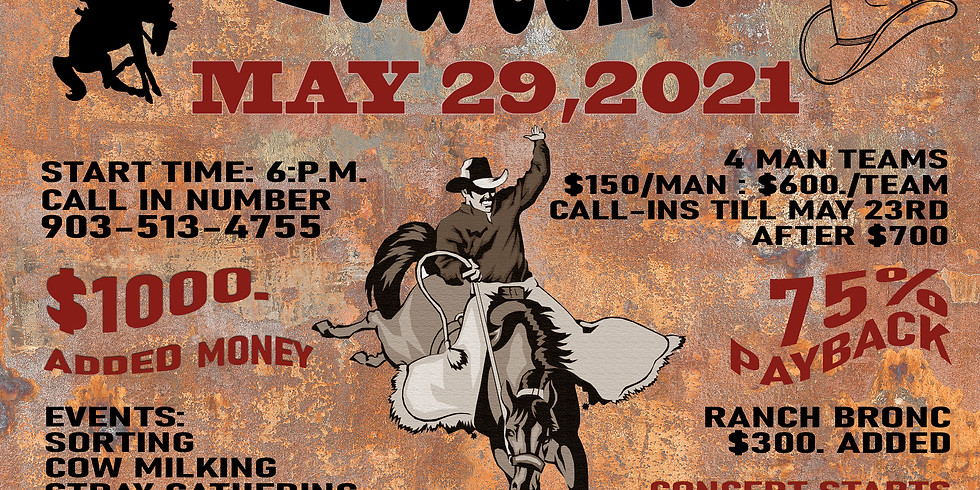 Remembrance Ranch Rodeo & Concert