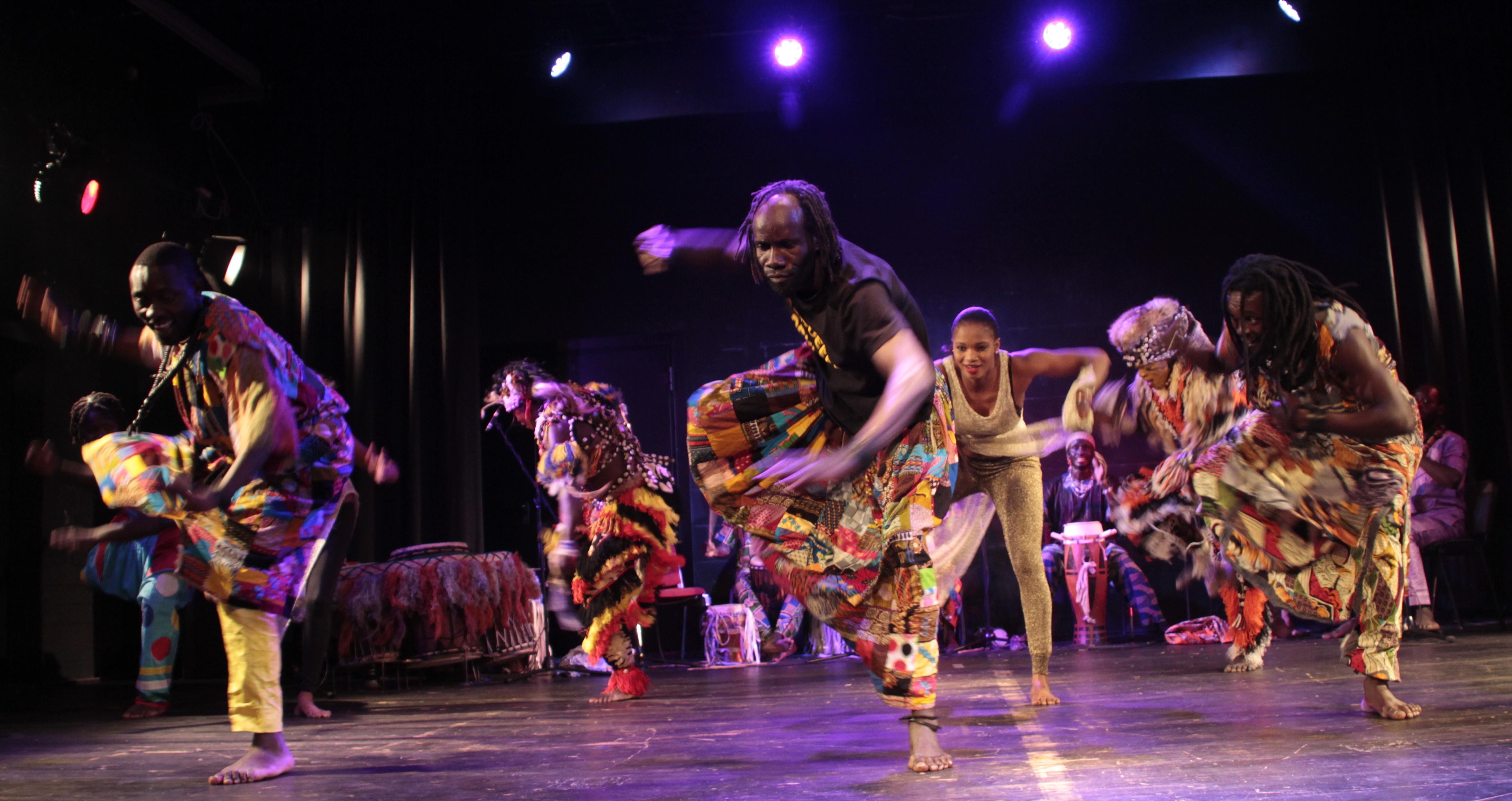 Site- ul de dans Senegal Dance