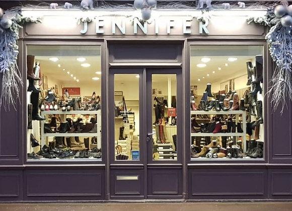 JENNIFER - Chaussures à Chantilly