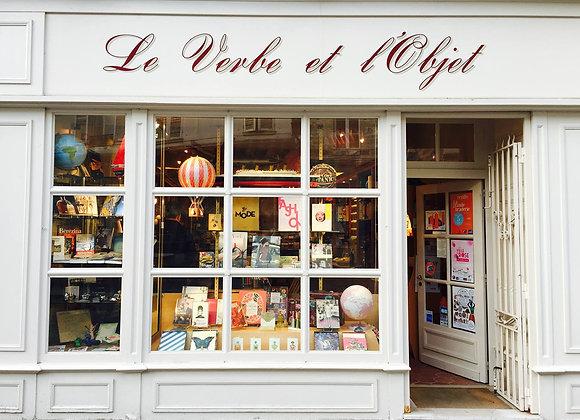 Librairie Le Verbe et l'Objet - Librairie à Senlis