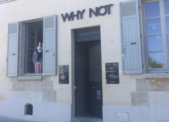 Why-not - Prêt à porter à Chantilly
