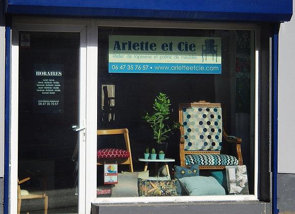 Arlette et Cie - Artisan tapissier à Chantilly