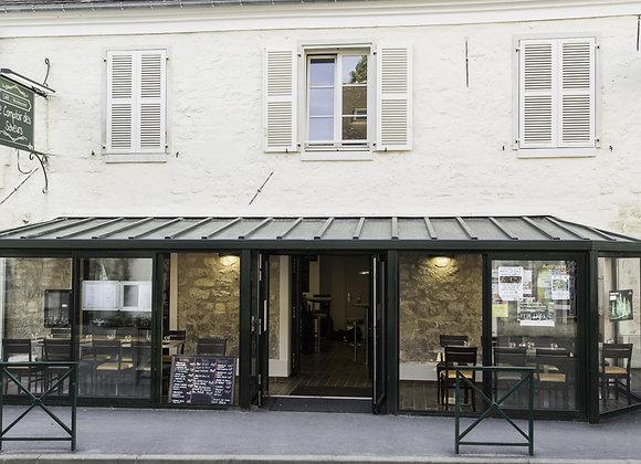 Le Comptoir des saveurs - Restaurant à Plailly