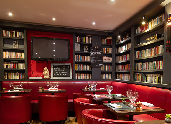 HISTOIRE 2 - Restaurant à Chantilly