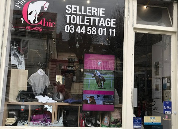 PLU'TO CHIC - Articles animaux à Chantilly