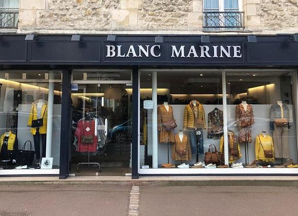 Blanc Marine - Prêt à porter à Chantilly