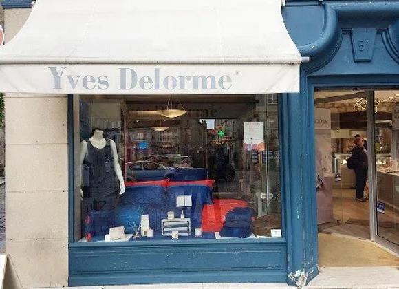 Yves Delorme - Linge de maison à Senlis
