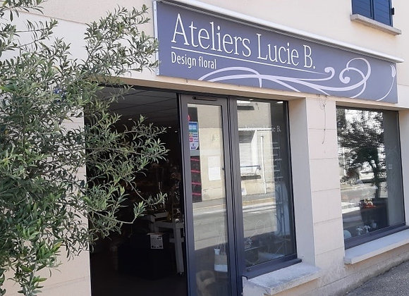 Ateliers Lucie B - Fleuriste à Plailly