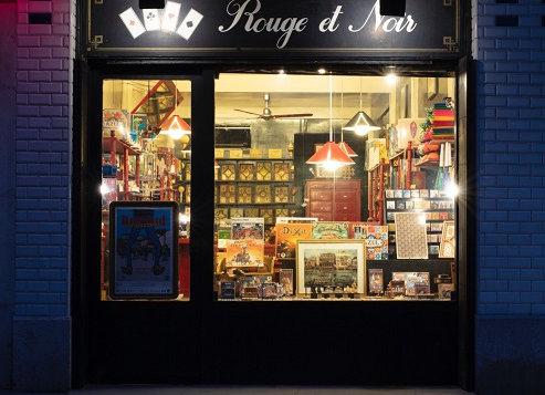 Rouge et Noir - Jeux Traditionnels à Paris