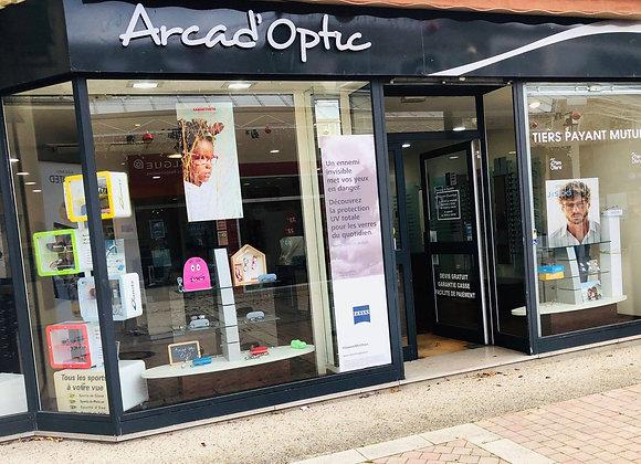 ARCAD'OPTIC - Opticien à Lamorlaye