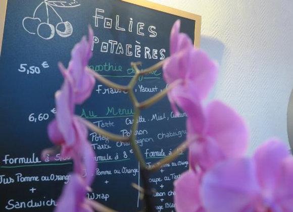 Folies potagères - Restaurant à Senlis