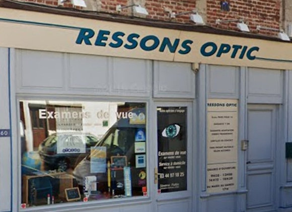 Ressons Optic - Opticien à Ressons-sur-Matz