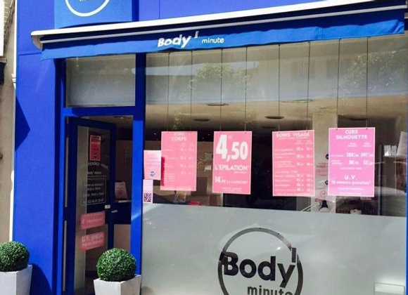 Body Minute - Institut de Beauté à Chantilly