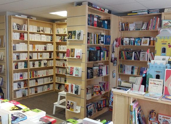 Librairie Entre les Lignes - Librairie à Chantilly et Creil
