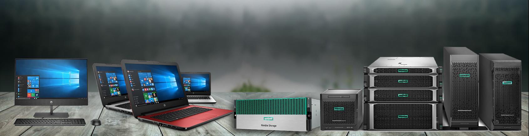 Touchline Technologies Pvt Ltd Rental Solutions For desktops, Laptops, Server , Storage