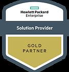 HPE Gold Logo Touchline Technologies