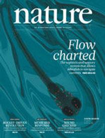 A novel mechanism for mechanosensory-based rheotaxis in larval zebrafish. Nature. doi:10.1038/nature23014.