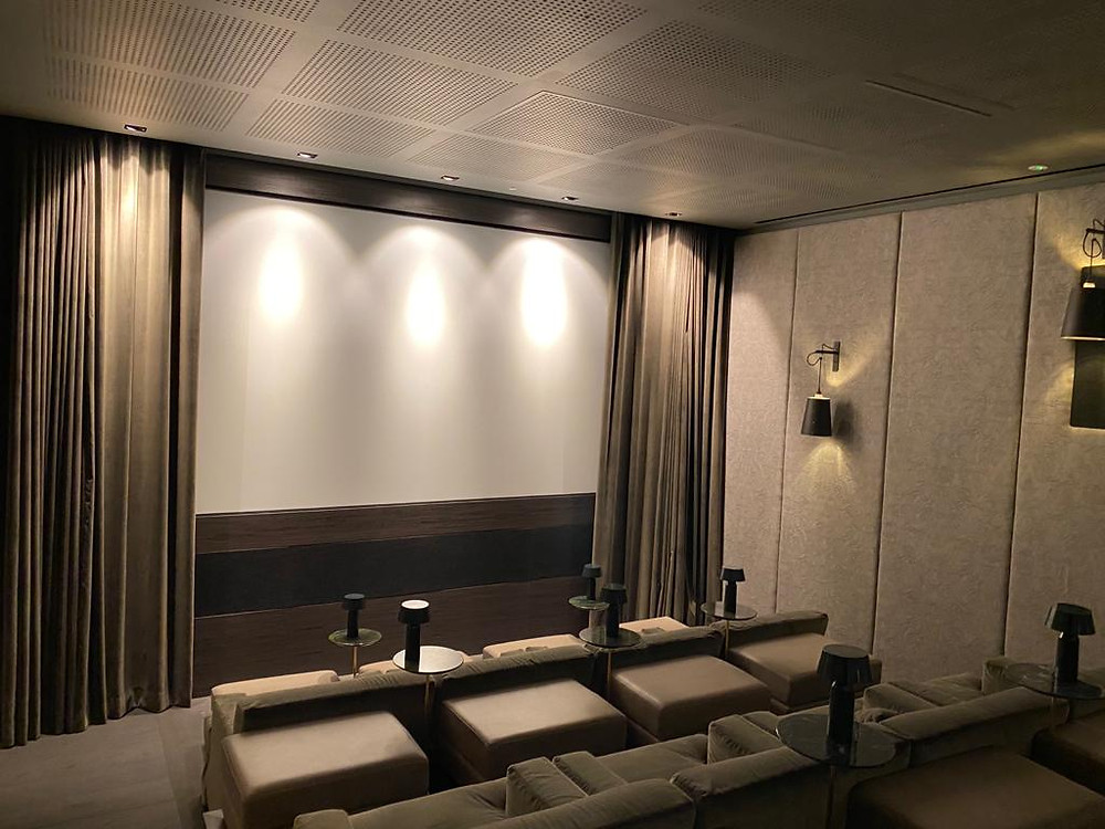 Award winning audio and Smart Lighting for Home Cinema