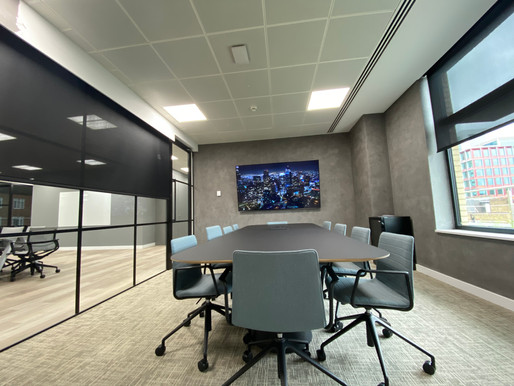 IntelliCasa Completes Global Pharma Offices.
