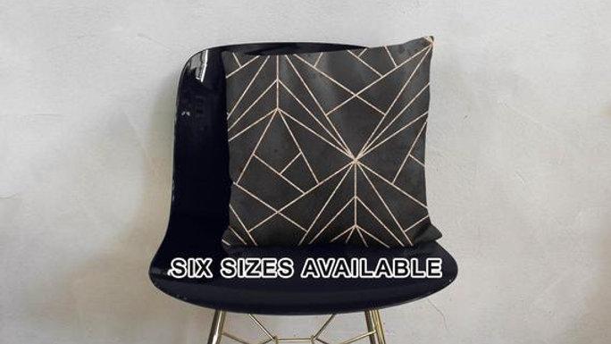 Geometrical Pillow Cover Geometrical Decorative