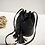 Thumbnail: Vintage Tassel Crossbody Bucket Bag Luxury Sac