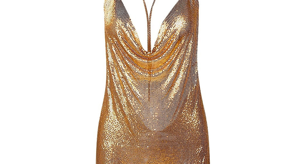 Chainmaille Party Dress