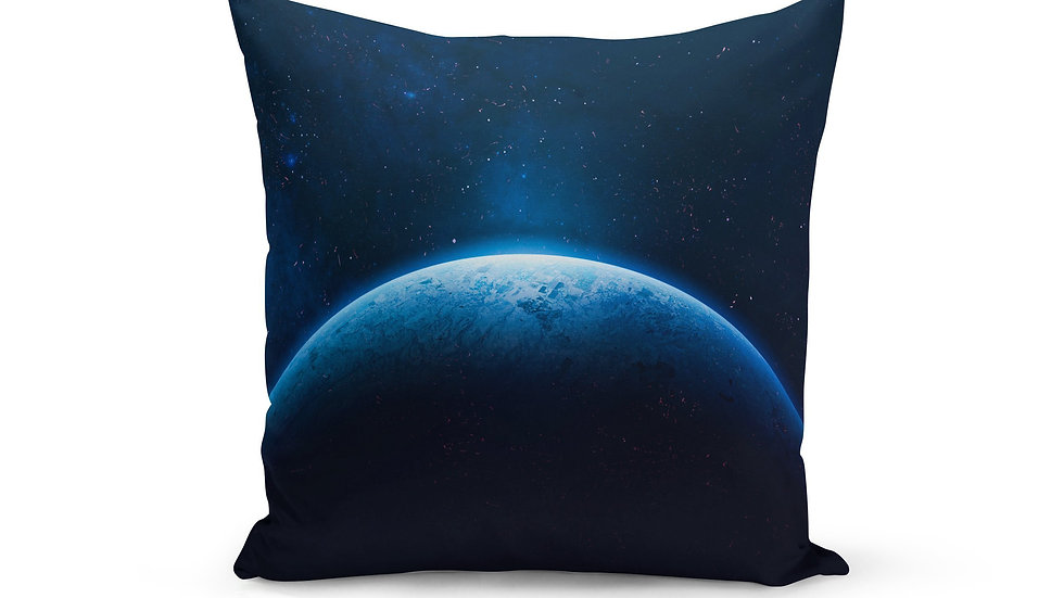 Blue Earth Pillow Covers
