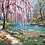 Thumbnail: AZQSD Scenery Paints by Number Canvas Painting Kits