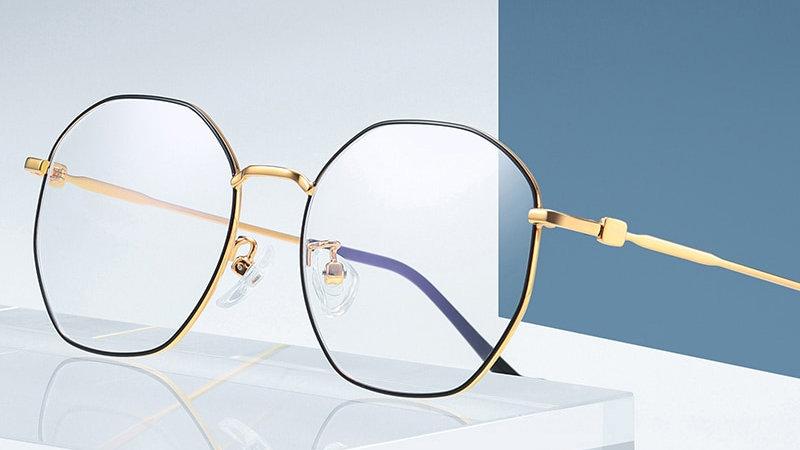 Anti Blue Light Glasses Women Men  Spectacle Frame