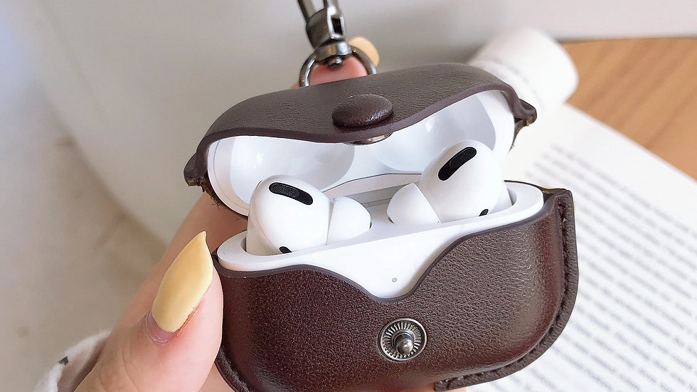 Airpod Pro Leather Case