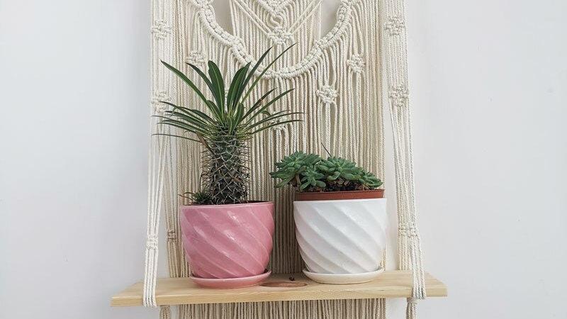 Home Decor Plant Tapestry Wall Hanging Boho Decor